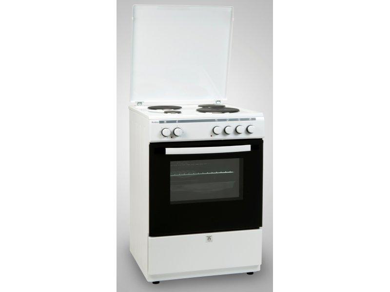 ROBIN BN-64 Ηλεκτρική Κουζίνα 65lt - A Λευκή 60cm (Με Αέρα)
