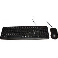 LAMTECH LAM040830 Ενσύρματο Πληκτρολόγιο & Ποντίκι