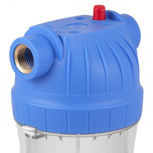 USTM WFW12EMI KPL Συσκευή Φιλτραρίσματος Κεντρικής Παροχής 10