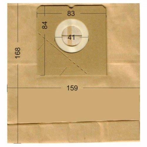 HOME JET HJ-02 Σακούλες Ηλεκτρικής Σκούπας 5 τεμ.
