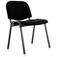 FYLLIANA 3003 093-15-051 Καρέκλα Γραφείου-Επισκέπτη Μαύρη