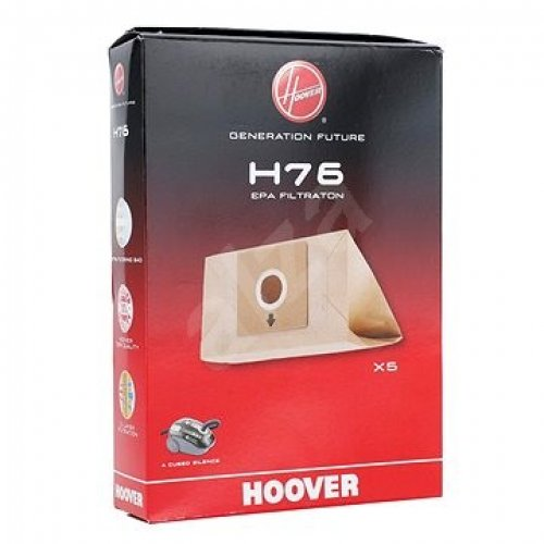 HOOVER H76 Σακούλες Σκούπας 5τεμ 0010059