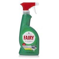 FAIRY Power Spray 375ml - ΕΝΕΡΓΟ ΚΑΘΑΡΙΣΤΙΚΟ SPRAY γενικής χρήσης- FORMULA ΧΑΜΗΛΗΣ ΟΞΥΤΗΤΑΣ