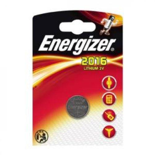 ENERGIZER CR 2016 Μπαταρία Λιθίου (626983)