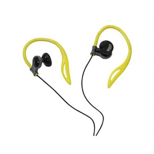 VIVANCO SPX 620 (32241) Ακουστικά Sport Series Κίτρινα/Γκρι 99.563 0004158