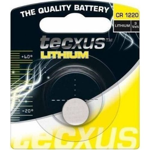 TECXUS 12008 CR-1220 Μικρομπαταρία Lithium