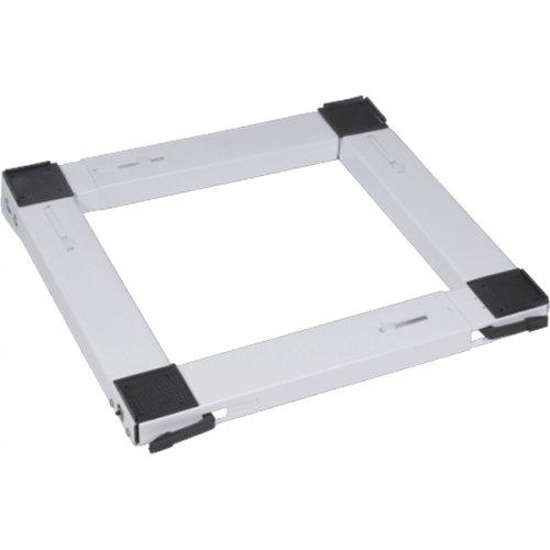 ROLLER Βάση Ψυγείου-Κουζίνας Τετράγωνη Λευκή 00682 (Ελληνικής Κατασκευής Α' Ποιότητας)