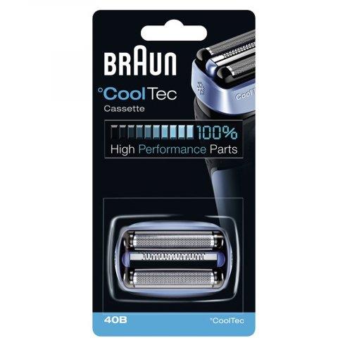 BRAUN 40B Cassette Cool Tec Ανταλλακτικό Ξυριστικής Μηχανής