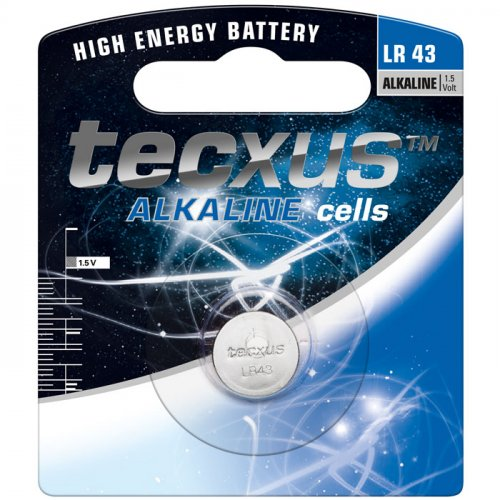 TECXUS 12037-LR-43 Μπαταρία 0012002