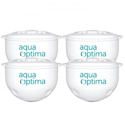 AQUA OPTIMA SWP394 60-DAY Ανταλλακτικά Φίλτρα 4τμχ 8 Μηνών για Black & Decker, Hyundai & Aqua Optima