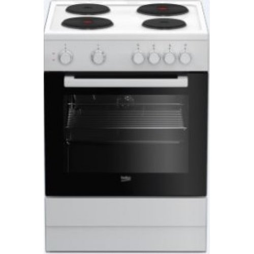 BEKO FSM 66001 GW Ηλεκτρική Κουζίνα 65lt -A