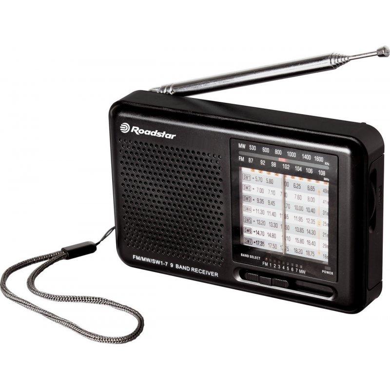 ROADSTAR TRA-2989 Αναλογικό Ραδίοφωνο