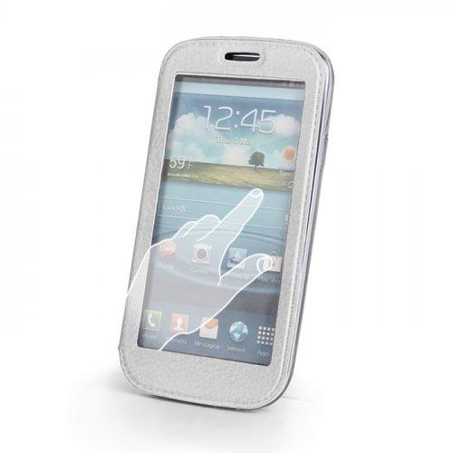 SAMSUNG G355 CORE 2 SMART Θήκη Κινητού Λευκό (Ανοικτή Συσκευασία) 0006102