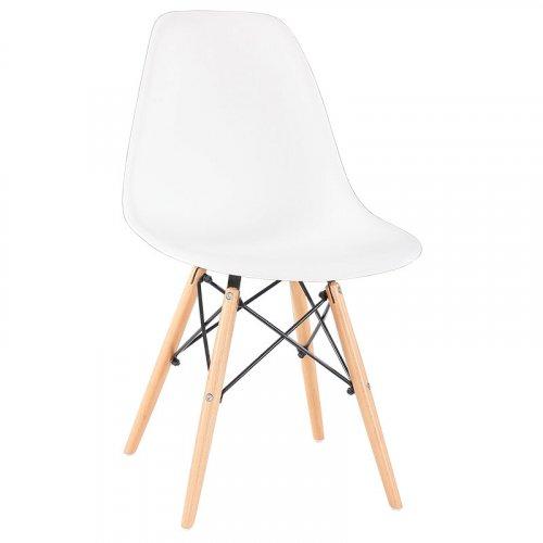 FYLLIANA Y-134 606-25-053 Καρέκλα Λευκή 0007886