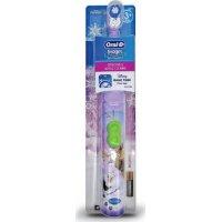 ORAL-B Disney Frozen Elsa & Anna Ηλεκτρική Οδοντόβουρτσα με Χρονόμετρο για Παιδιά 3+ (Με Μπαταρίες)