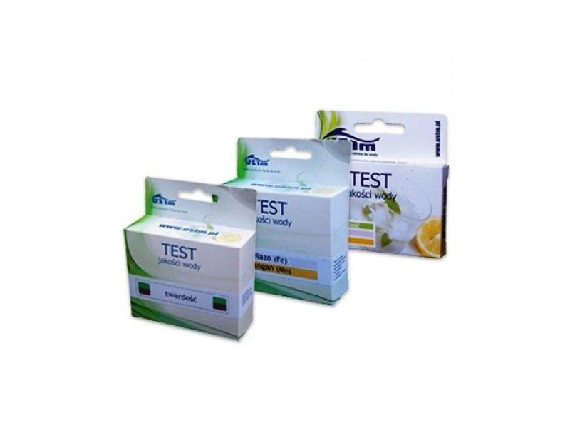 USTM TEST-4 Τεστ Ποιότητας Νερού για Σίδηρο & Μαγνήσιο (x1 πακέτο)
