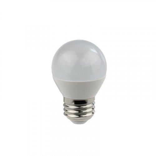 EUROLAMP 147-80237 Λάμπα LED Σφαιρική 7W Ε27 6500K 220-240V