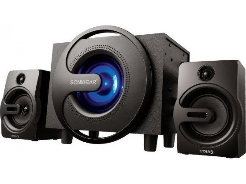 SONIC GEARS Titan 5 BTMI Ηχεία Η/Υ Bluetooth - 20W
