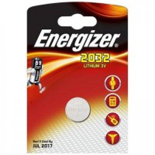 ENERGIZER CR2032 3V Μπαταρία Λιθίου