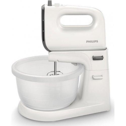 PHILIPS HR3745/00 Μίξερ με Κάδο 450W - 3lt - Λευκό