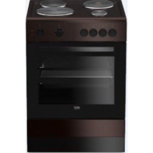 BEKO FSS 66001 GBR Ηλεκτρική Κουζίνα 71lt -A 60cm