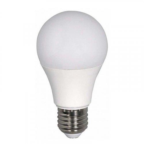 EUROLAMP 147-80260 Λάμπα LED ΚΟΙΝΗ 6W Ε27 4000K 240V 0012463