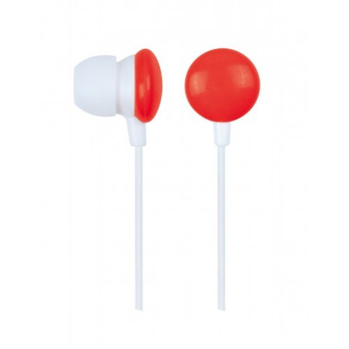 GEMBIRD MHP-EP-001-R Candy In-Ear Ακουστικά Κόκκινα