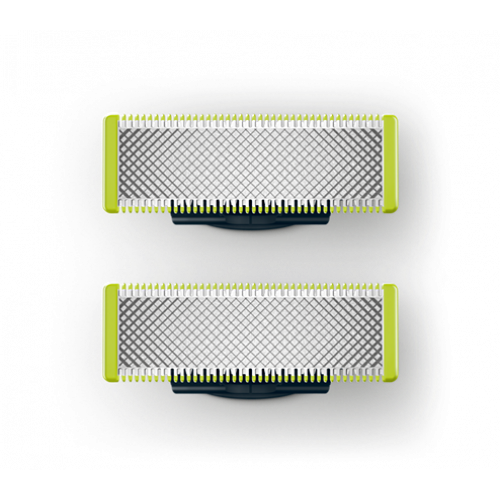 PHILIPS QP220/55 One Blade Ανταλλακτικές Λεπίδες 2 τεμ για QP25xx & QP65xx