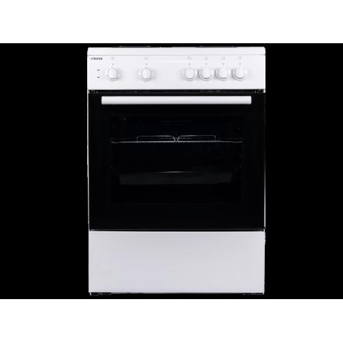 ALTUS AL 584 GW Ηλεκτρική Κουζίνα Εμαγιέ 71lt - A -  (Π x Υ x Β): (60 x 85 x 60) cm