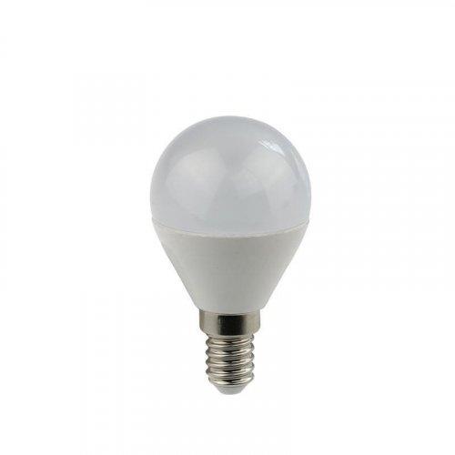 EUROLAMP 147-84432 Λάμπα LED SMD Σφαιρική 6W Ε14 6500K 220-240V