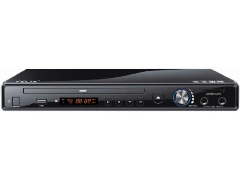 FELIX FXV-1033 DVD Player HDMI - USB 0014793