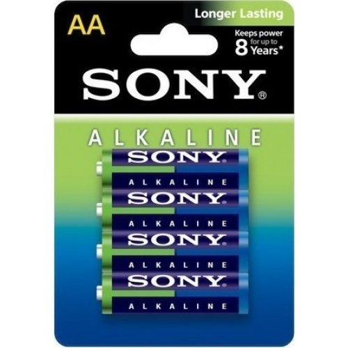 SONY AM3L-B4D AA LR6 1.5V Αλκαλικές Μπαταρίες Longer Lasting (4τμχ)