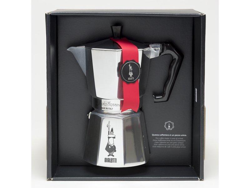 BIALETTI Moka Express Special Edition Καφετιέρα Espresso 1 Μερίδας (Περιορισμένα Τεμάχια)