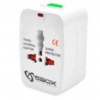 SBOX TA-04 Universal Travel Adaptor