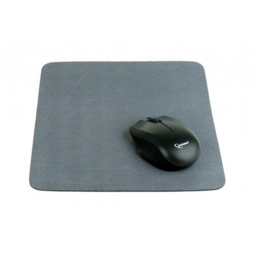 GEMBIRD MP-A1B1-GREY Cloth Mouse Pad Grey