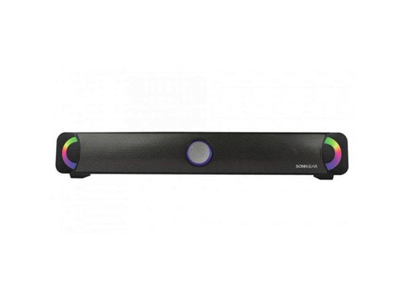 SONIC GEAR BT300B Bluetooth Soundbar Black