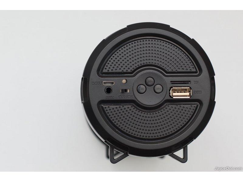 AUDIOBOX BBXT1000S Bluetooth 4,2 Portable Speaker Spectra