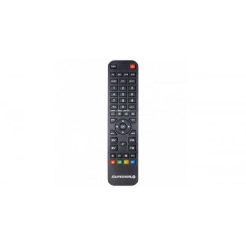SUPERIOR TV 4:1 Τηλεχειριστήριο που προγραμματίζεται μέσω Η/Υ κατάλληλο για 4 συσκευές