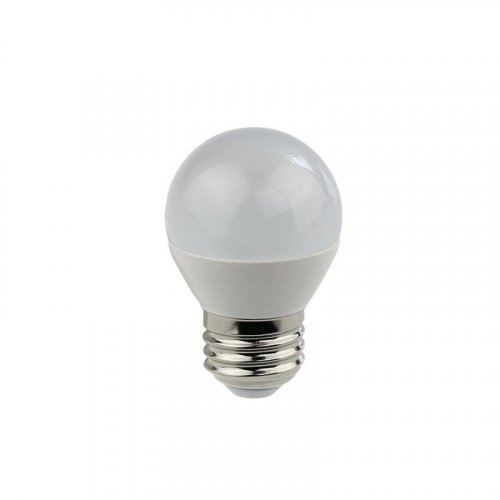 EUROLAMP 147-84442 Λάμπα LED SMD Σφαιρική 6W Ε27 6500K 220-240V