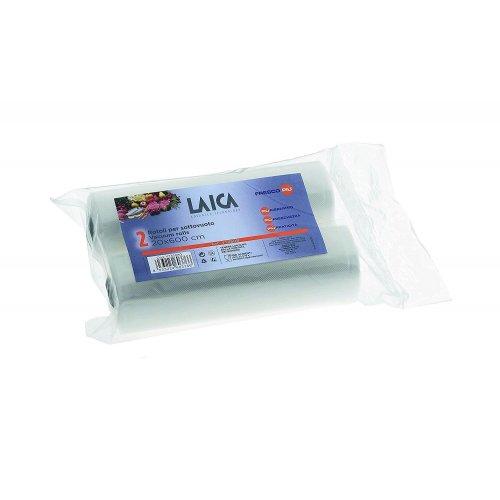 LAICA VT35080 Ανταλλακτικά Ρολά 20cm x 6m (Συσκευασία 2τεμ)