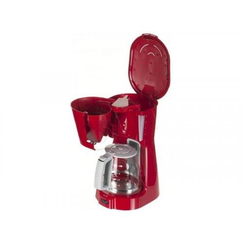 BOSCH TKA3A034 CompactClass Extra Καφετιέρα Φίλτρου Κόκκινη 1100W - 1.25 lt - Για 10 κούπες 0005659
