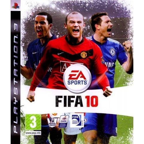 FIFA 10 Παιχνίδι PS3 (Ανοιγμένη Συσκευασία)
