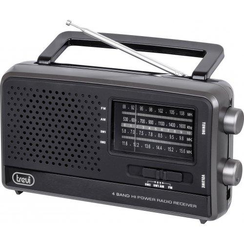 TREVI MB-746 W Φορητό Ραδιόφωνο Παγκόσμιας Λήψης