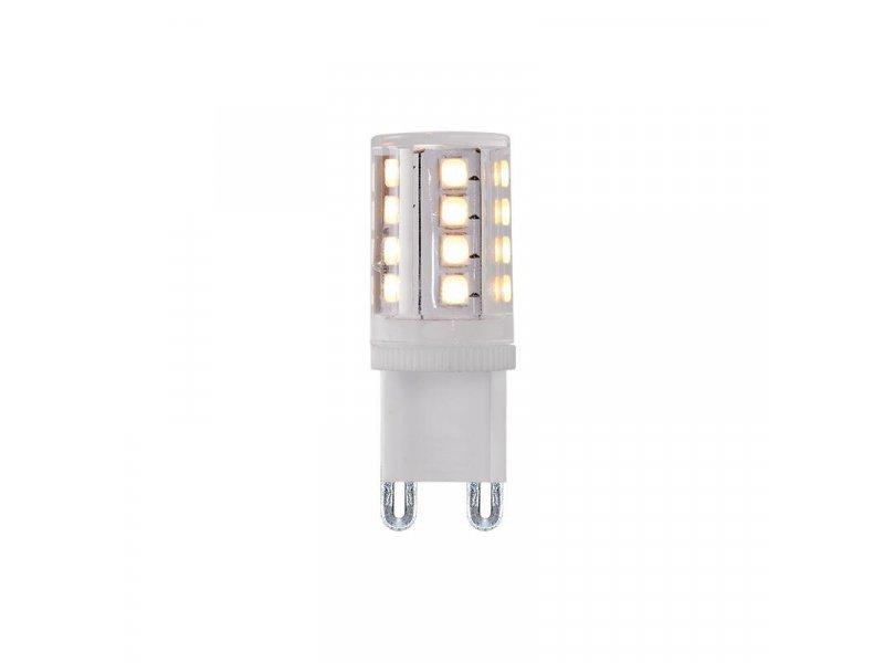 EUROLAMP 147-84639 Λάμπα LED SMD 4W G9 2700K 220-240V