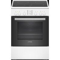 PITSOS PHC009120 Ηλεκτρική Κουζίνα 66lt - Λευκή - Κεραμικές Εστίες - 60cm