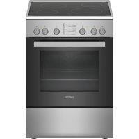 PITSOS PHC009150 Κεραμική Κουζίνα Inox 66lt - Α (ΥxΠxΒ: 32.9 x 48.2 x 42cm)