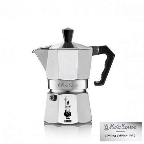 BIALETTI Moka Express Special Edition Καφετιέρα Espresso 1 Μερίδας
