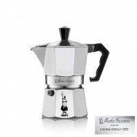 BIALETTI Moka Express Special Edition Καφετιέρα Espresso 3 Μερίδων (Περιορισμένα Τεμάχια)