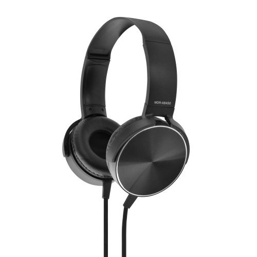 LAMTECH LAM020724 Extra Bass Stereo Headphones With Mic