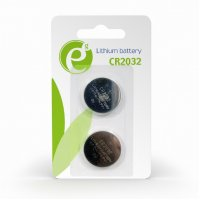 ENERGENIE EG-BA-CR2032-01 Button Cell CR2032 2-Pack